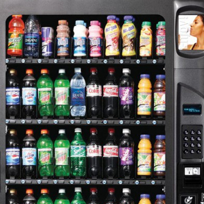 Marietta, GA vending: Two In One Machines!
